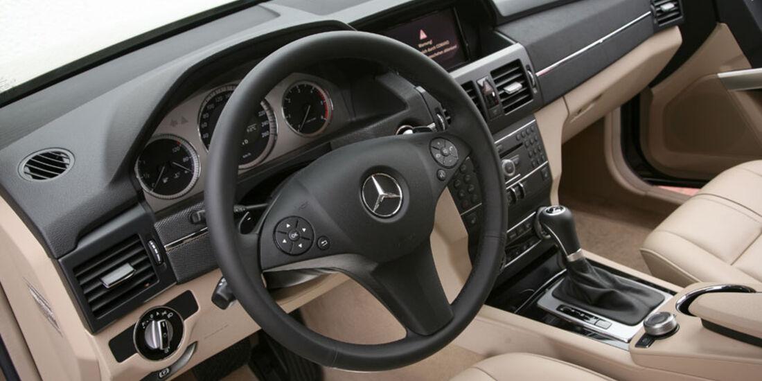 Mercedes GLK 250 CDI 4Matic