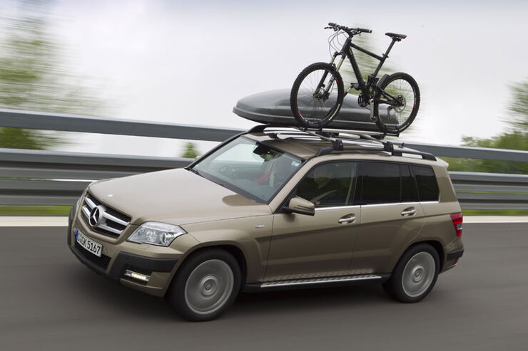 Mercedes GLK 250 CDI 4matic
