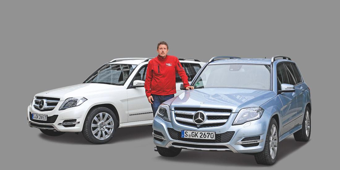 Mercedes GLK 250, GLK 250 4- MATIC