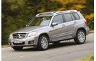 Mercedes GLK, Seitenansicht