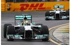 Mercedes GP Australien 2013