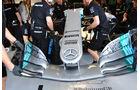 Mercedes - GP Belgien - Spa-Francorchamps - Formel 1 - 25. August 2017