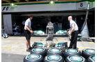 Mercedes - GP Brasilien - 24. November 2011
