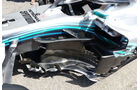 Mercedes - GP Deutschland 2018 - Technik-Updates
