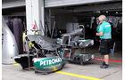 Mercedes - GP Deutschland - Nürburgring - 3. Juli 2013