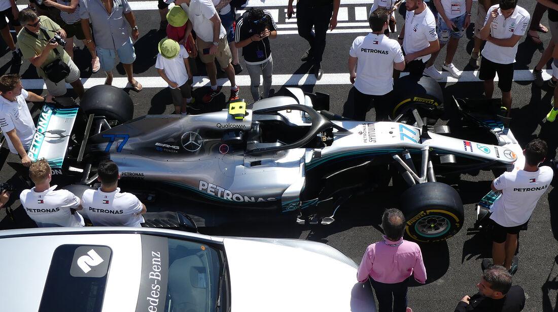 Mercedes - GP Frankreich - Paul Ricard - Formel 1 - 21. Juni 2018