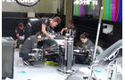 Mercedes - GP Italien - Monza - Freitag - 4.9.2015