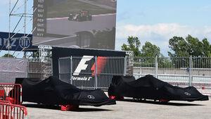 Mercedes - GP Spanien 2016 - Barcelona