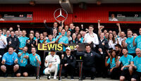 Mercedes - GP Spanien 2018
