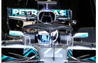 Mercedes - Halo - F1-Test - Barcelona - 2018