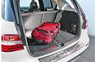 Mercedes ML 350 Bluetec, Kofferraum