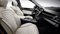 Mercedes ML 500 4Matic Blue Efficiency