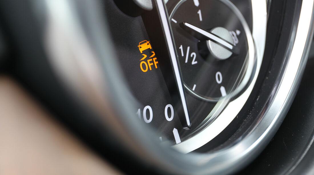 Mercedes ML 500, Anzeige, Display