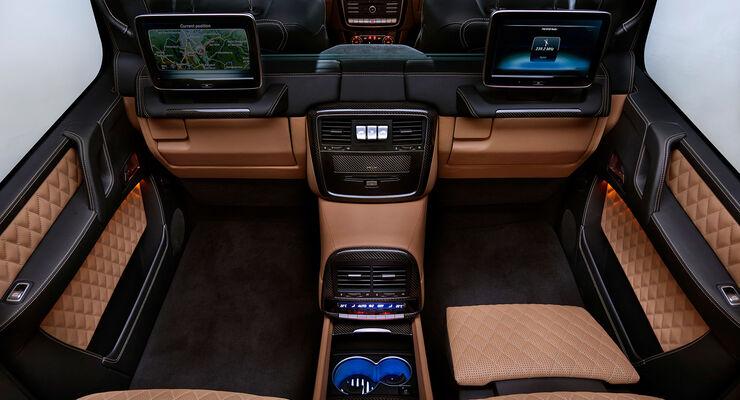 mercedes-maybach g650 landaulet (2017): infos, preis, motorisierung