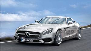 Mercedes-Neuheiten, GT AMG