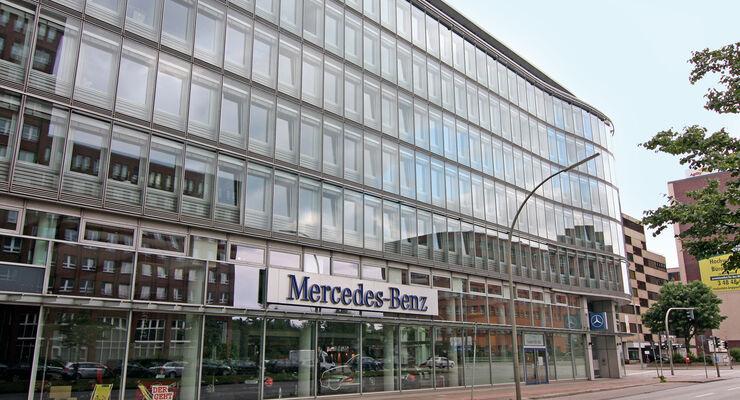 mercedes werkst ttentest 2012 mercedes niederlassung hamburg seite 7 auto motor und sport. Black Bedroom Furniture Sets. Home Design Ideas