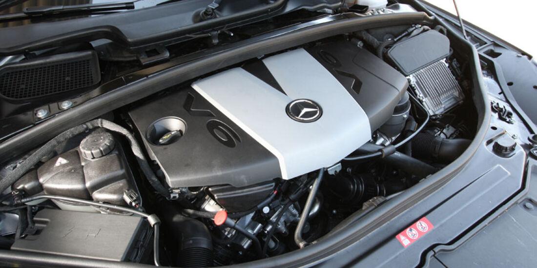 Mercedes R 350 CDI 4Matic, Motor