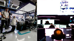 Mercedes - Race Support