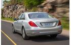 Mercedes S 300 Bluetec Hybrid, Heckansicht