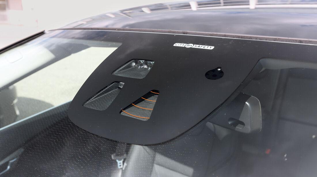 Mercedes S 500 L, Kamera