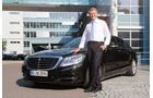 Mercedes S 500 Plug-in-Hybrid, Thomas Weber