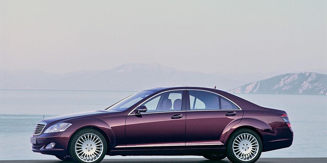 Mercedes S-Klasse, W221