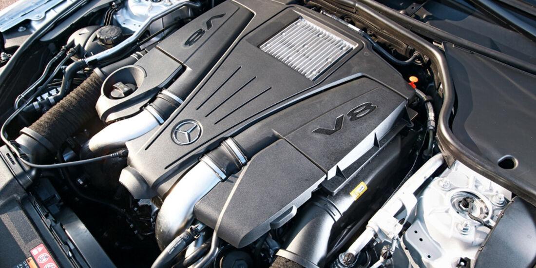 Mercedes SL 500, Motor