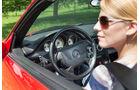 Mercedes SLK 200, Cockpit