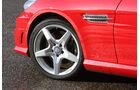 Mercedes SLK 250 CDI, Felge, Rad