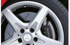 Mercedes SLK 350, Rad, Felge