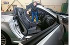 Mercedes SLK 55 AMG, Ledersitze, Innenraum