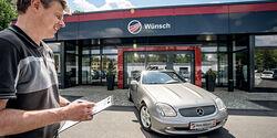 Mercedes SLK R170, Gebrauchtwagen-Check, asv1517