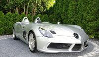 Mercedes SLR McLaren, Stirling Moss, Sondermodell, Verkauf