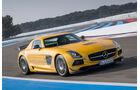 Mercedes SLS AMG Black Series, Frontansicht, Kühlergrill