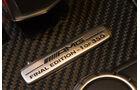 Mercedes SLS AMG GT Final Edition, Plakette
