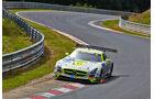 Mercedes SLS AMG GT3 -  HTP Motorsport GmbH - Impressionen - 24h-Rennen Nürburgring 2014 - #15 -Qualifikation 1