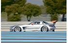 Mercedes SLS AMG GT3, Lechner Racing, Seitenansicht