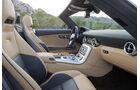 Mercedes SLS AMG Roadster, Innenraum, Cockpit