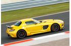 Mercedes SLS Black Series, Seitenansicht