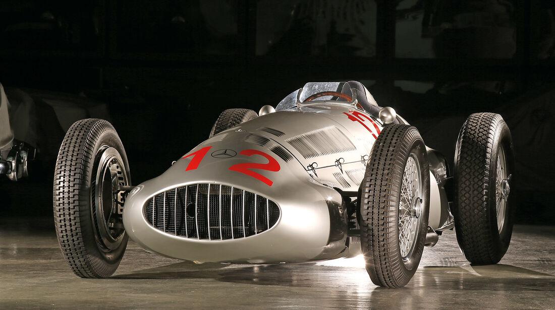Mercedes-Silberpfeile, W154