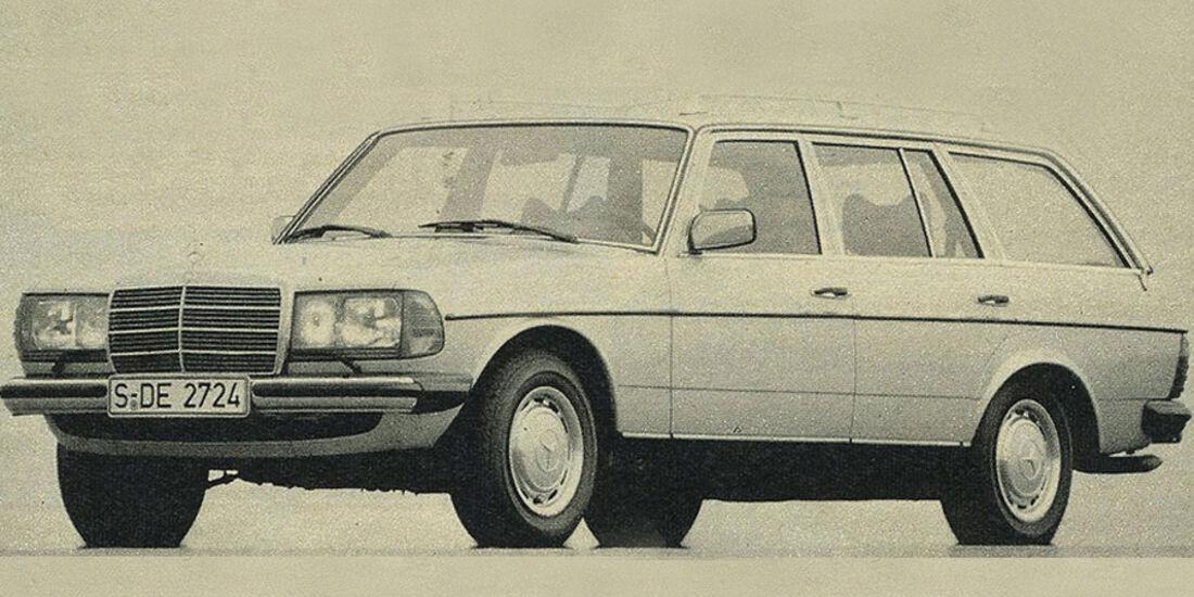 Mercedes, T-Modell, IAA 1979