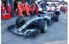 Mercedes - Technik-Details - GP Australien 2018 - Melbourne