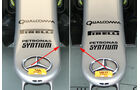 Mercedes - Technik - GP Malaysia / Japan 2017