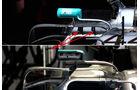 Mercedes - Technik - GP Spanien 2019
