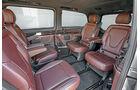 Mercedes V-Klasse, Interieur, Sitze