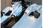 Mercedes Vergleich Formel 1 1955 2012