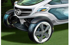 Mercedes Vision Golf Cart, Mercedes-Studie, 2013
