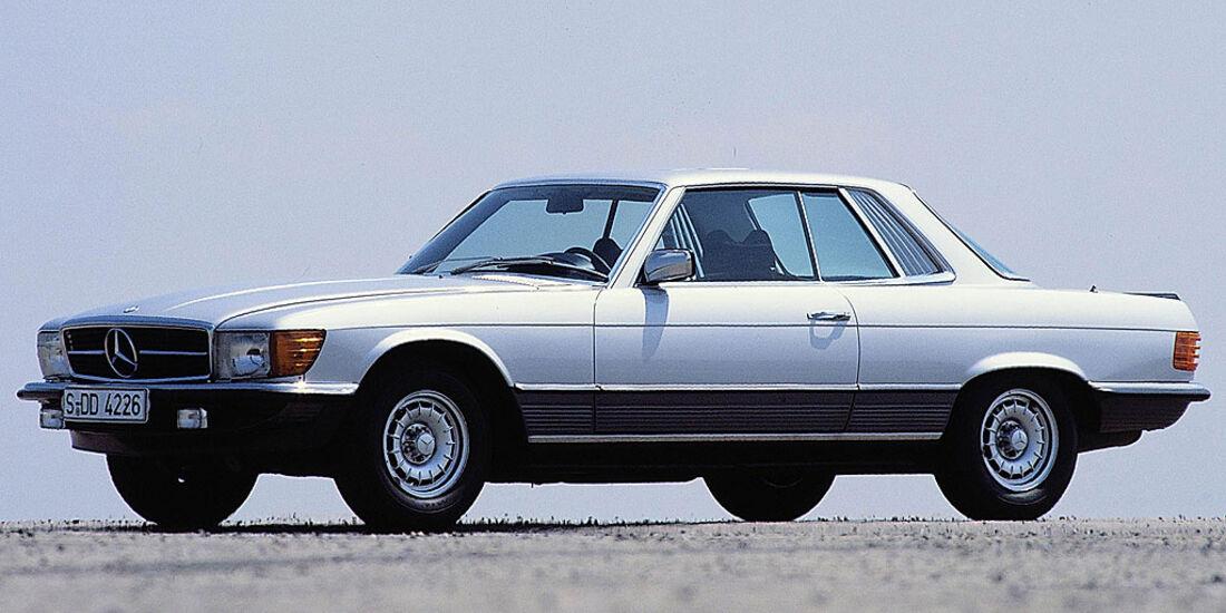 Mercedes W107 SLC Coupé