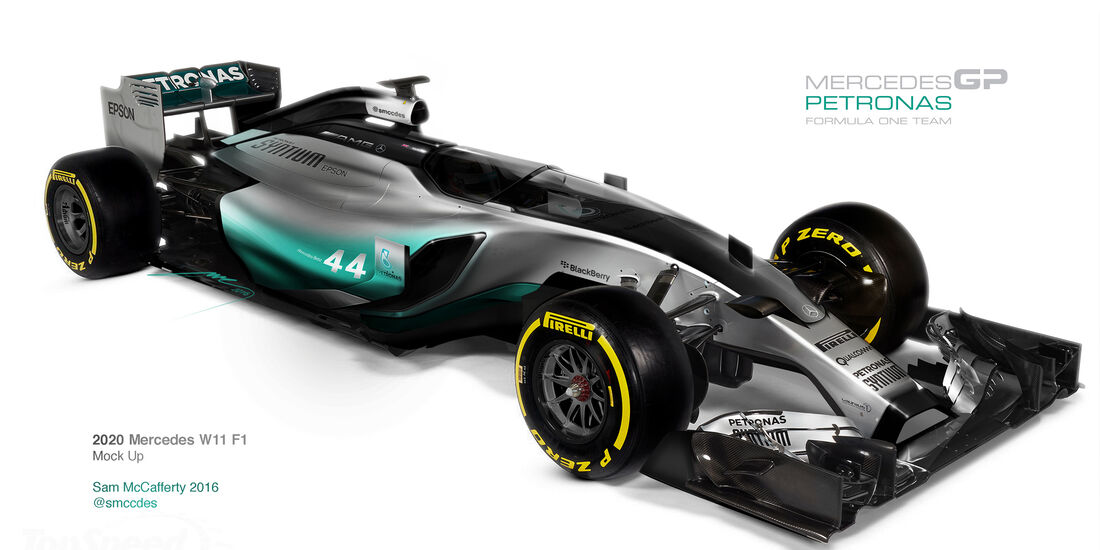 Formel 1 2020 Karten