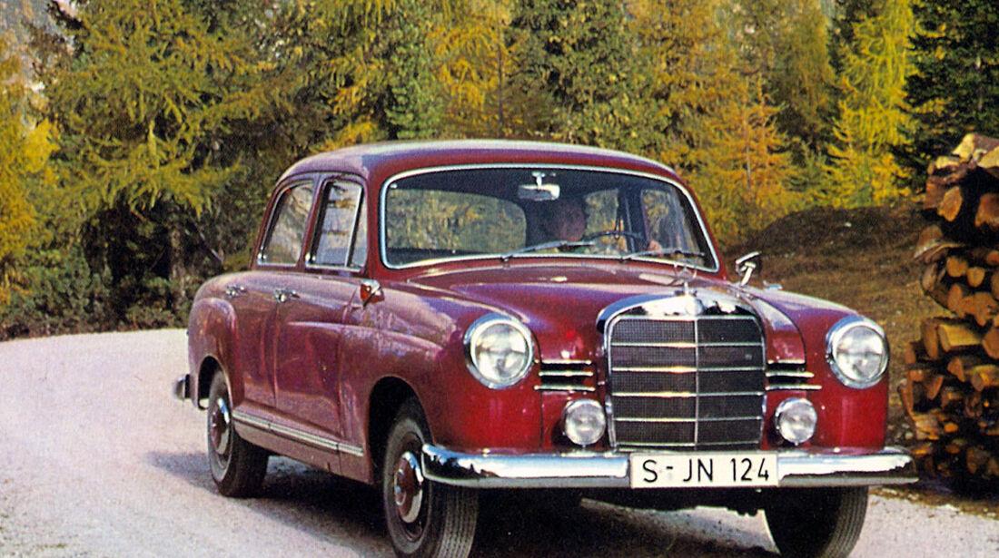 Mercedes, W120